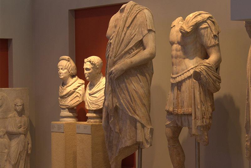 موزه باستان شناسی - تسالونیکی