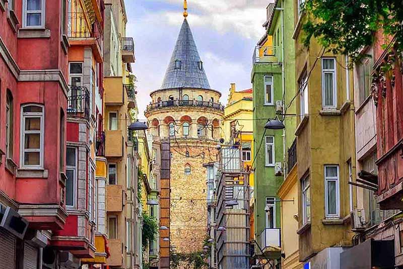برج گالاتا - استانبول
