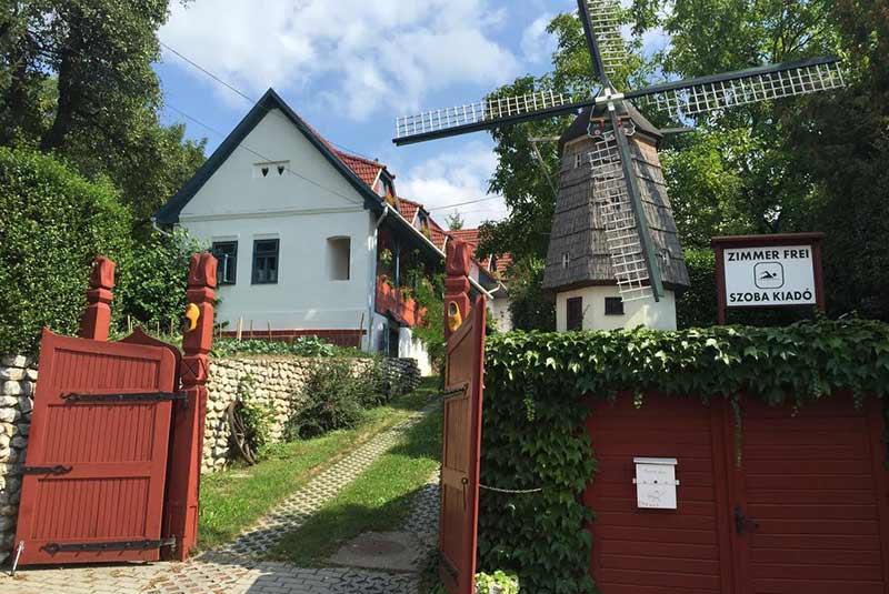 روستای سیلواشواراد - مجارستان