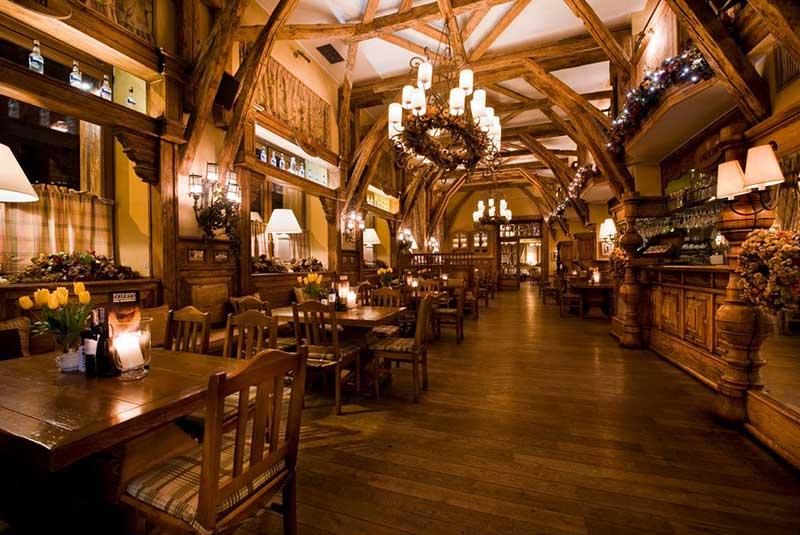 رستوران استاری دوم - ورشو