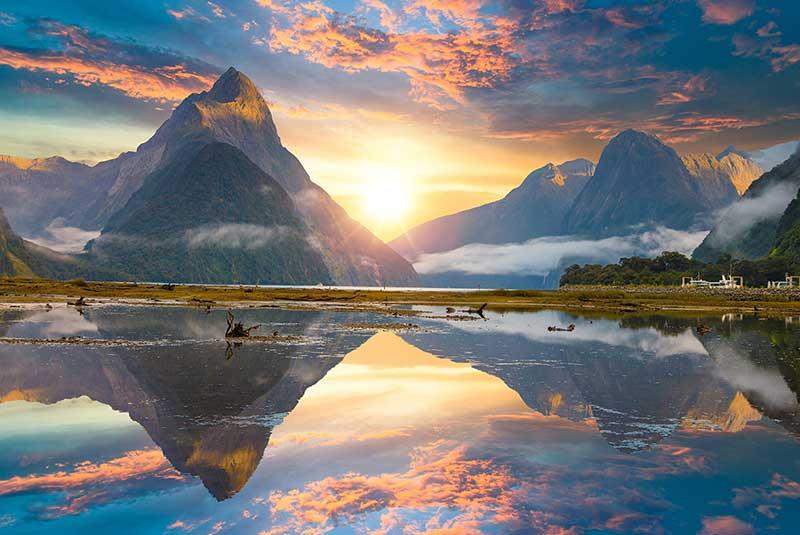 مسیر میلفورد، نیوزیلند