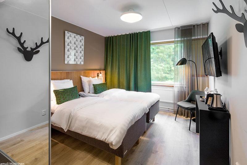 هتل رانتاپوییستو، هلسینکی