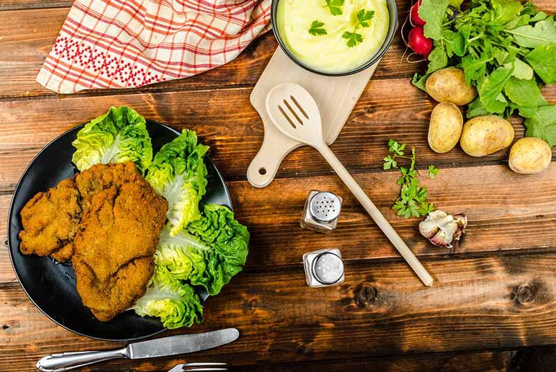 کتلت اسخابووی - غذای لهستانی