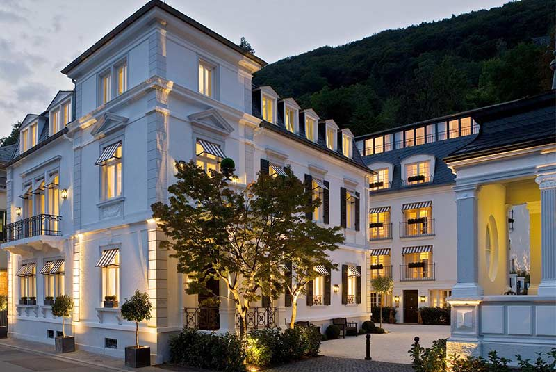 بوتیک هتل های هایدلبرگ