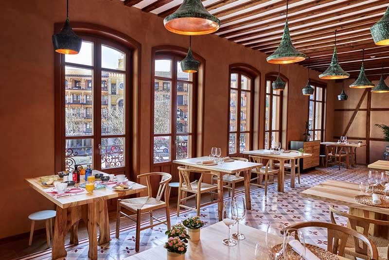 رستوران آدولفو - تولدو