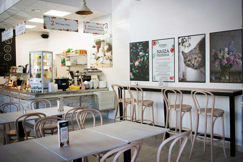 رستوران کوخنیا زا شانا - ورشو