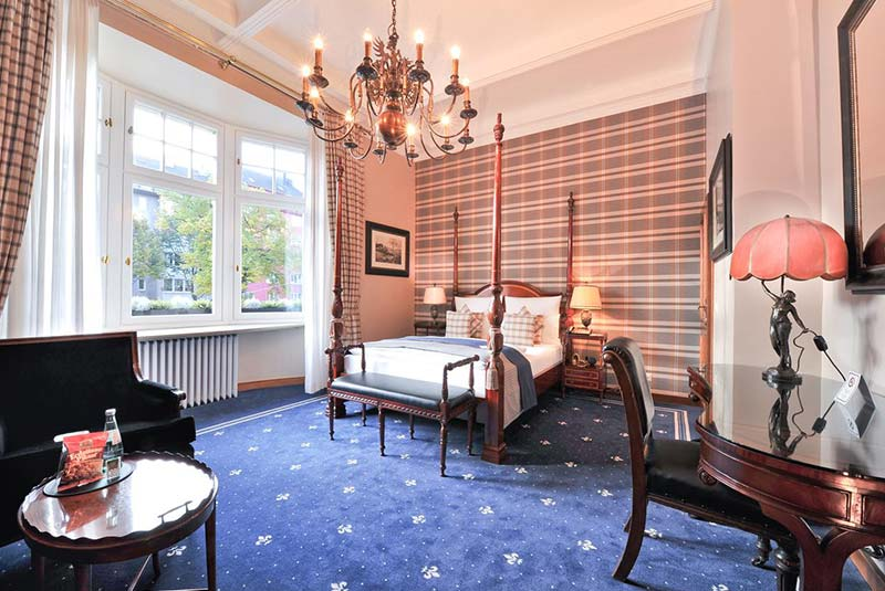 هتل ویندوزر - دوسلدورف