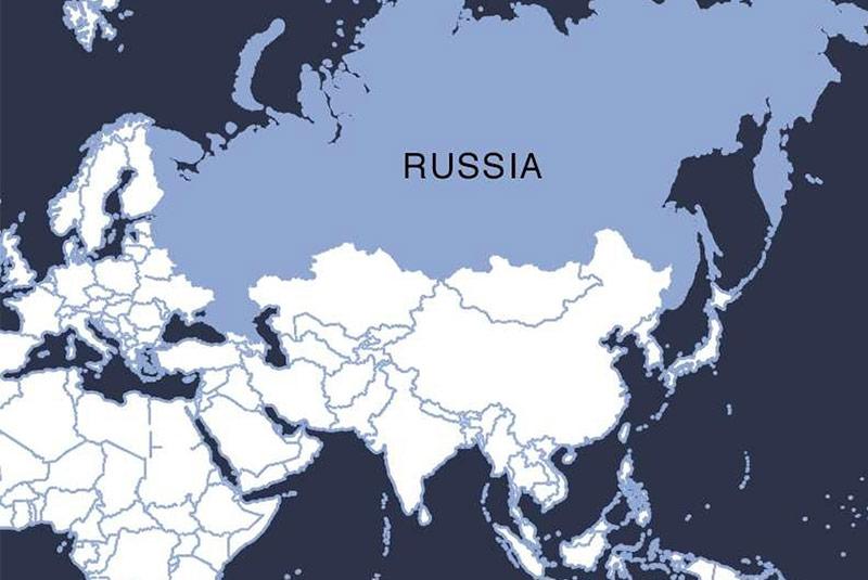 بزرگترین کشور دنیا