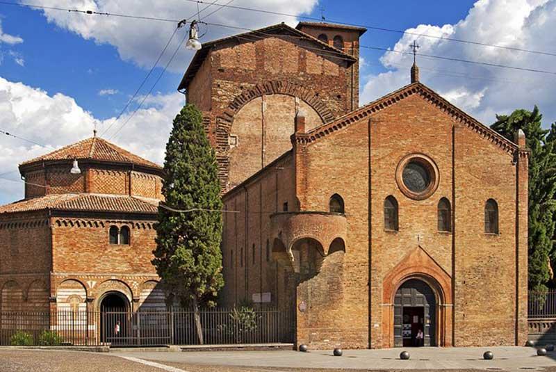 کلیسای سانتو استفانو - بولونیا
