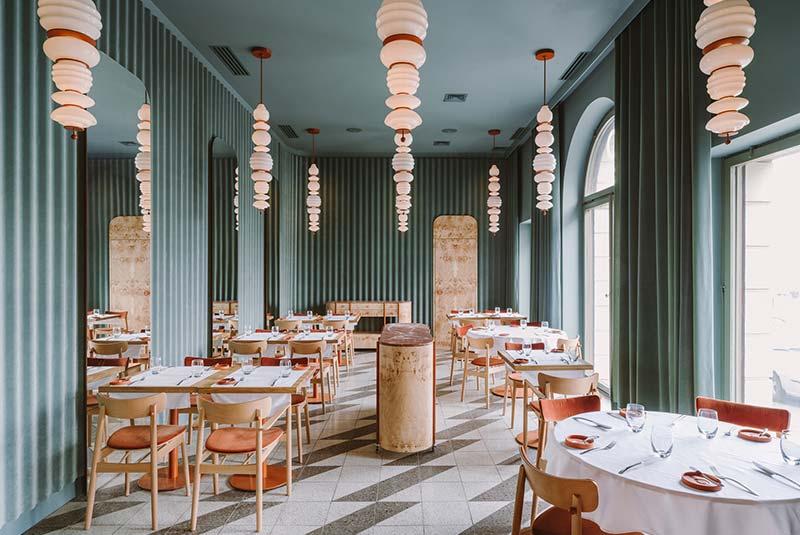 رستوران اوپاسوی توم - ورشو