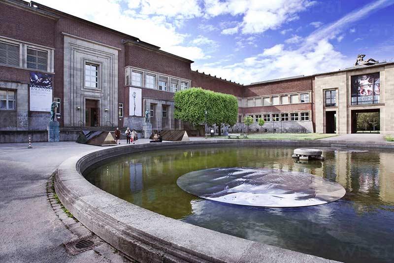 موزه کونستپالاست - دوسلدورف