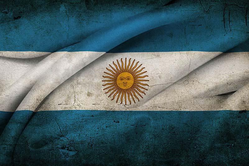 پرچم آرژانتین