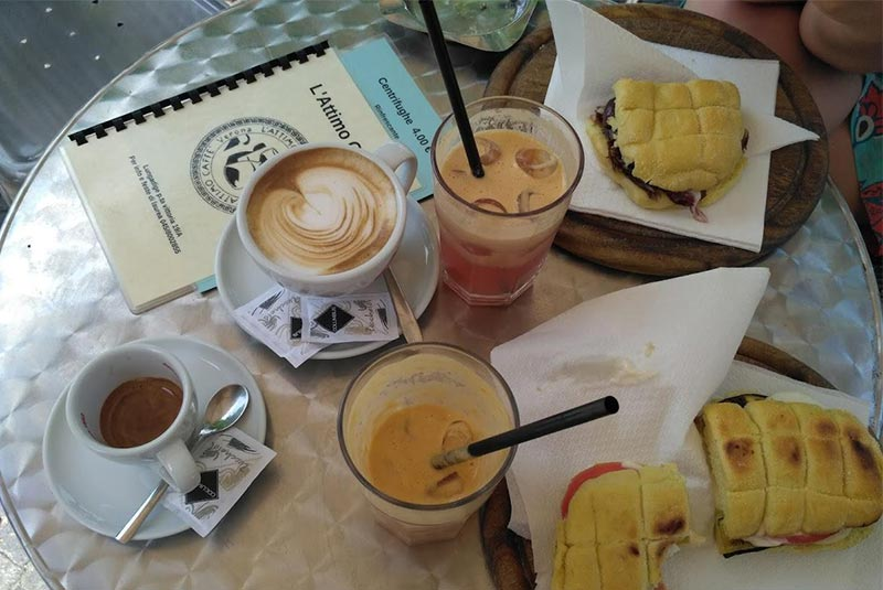 کافه های ورونا