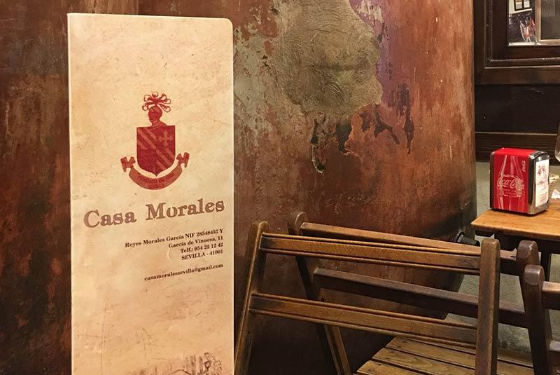 رستوران کاسا مورالس - سویل