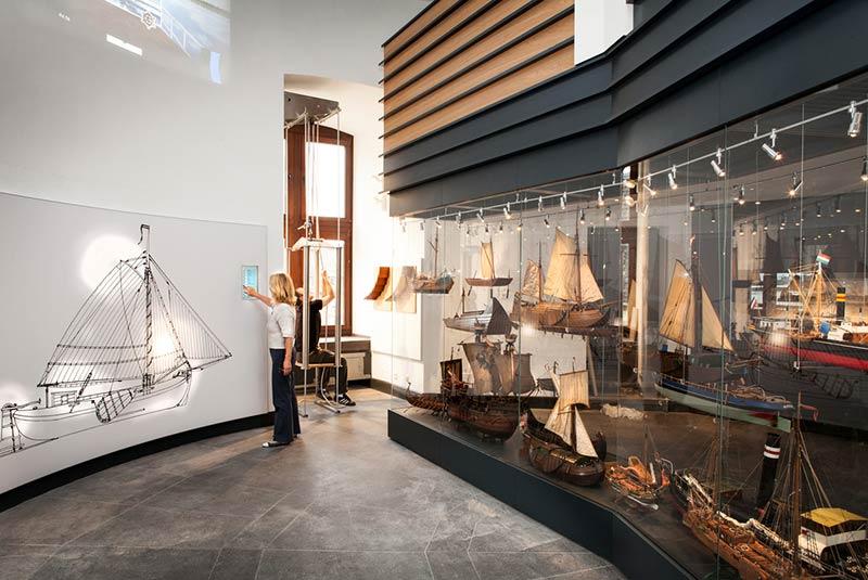 موزه حمل و نقل دریایی - دوسلدورف