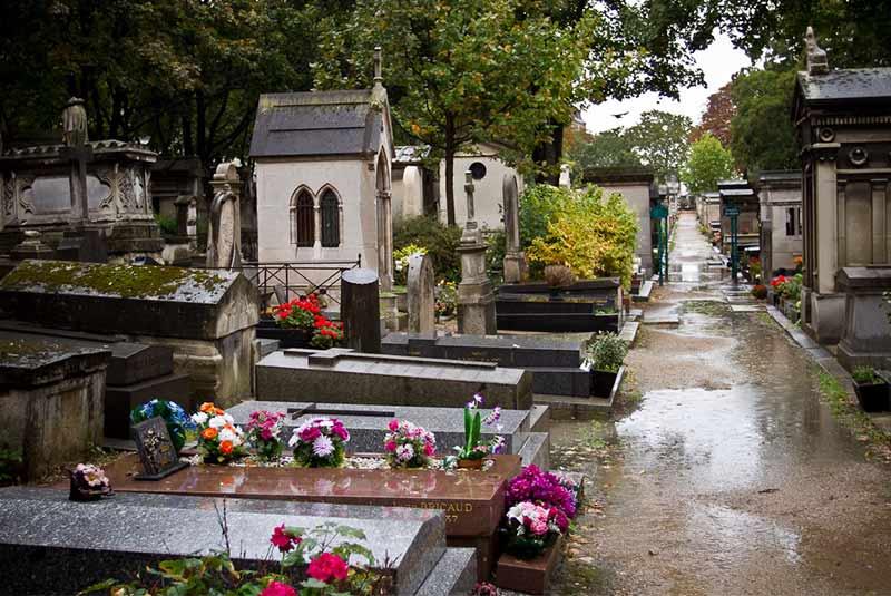 قبرستان مونمارتر