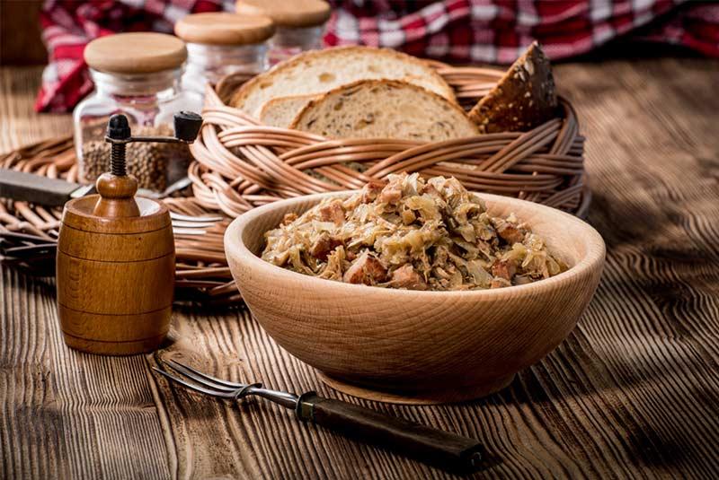 غذاهای لهستانی