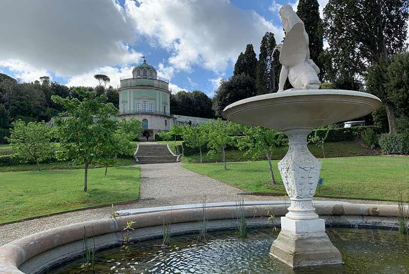 باغ بوبولی - فلورانس