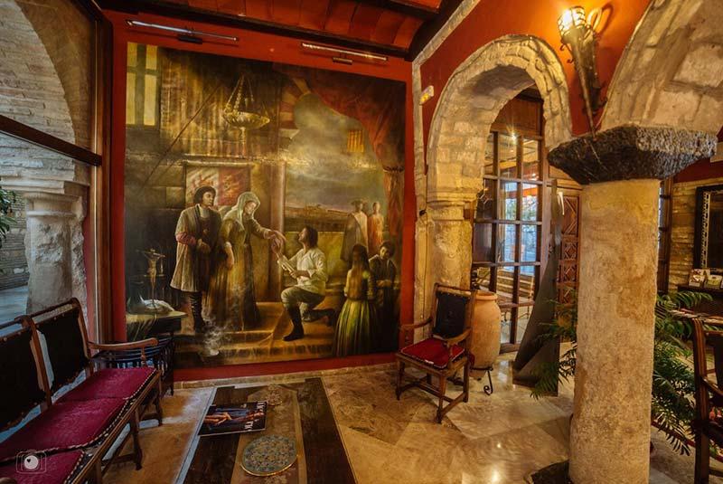 هتل پوسادا د والینا - کوردوبا