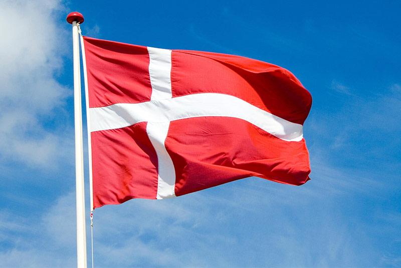 پرچم دانمارک
