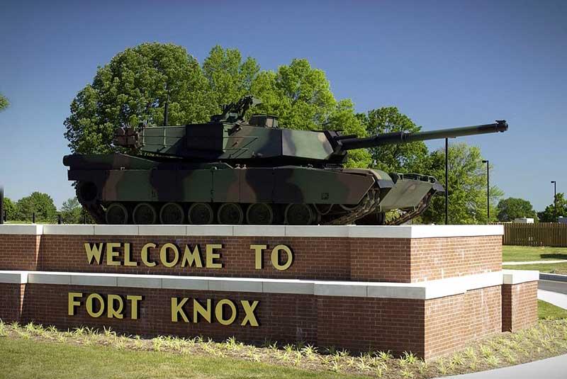 فورت ناکس - کنتاکی