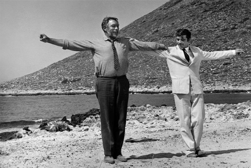 فیلم زوربای یونانی