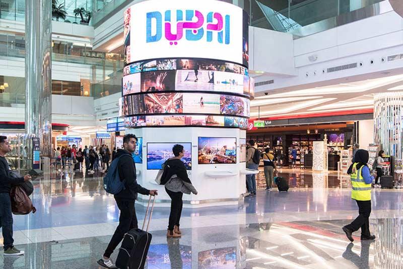 ترمینال 3 فرودگاه دبی