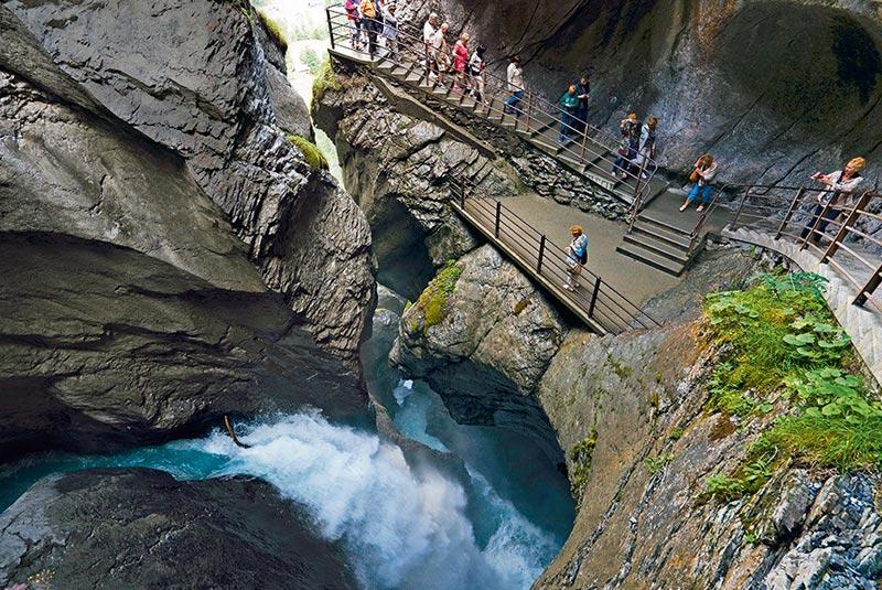 آبشار ترومل باخ