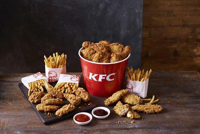 رسپی KFC