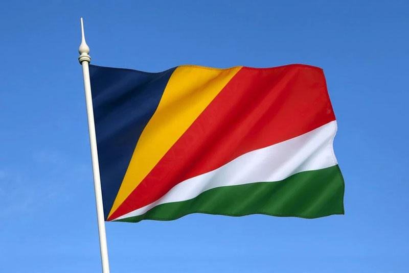 پرچم سیشل
