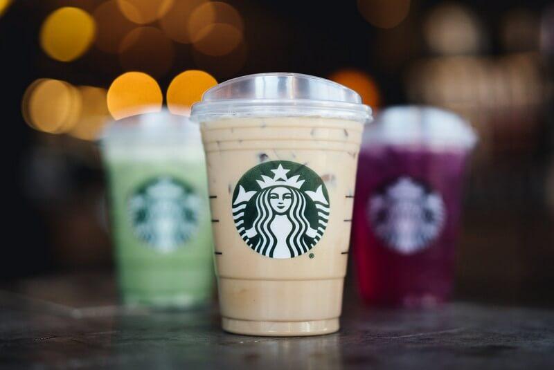 نوشیدنی های استارباکس