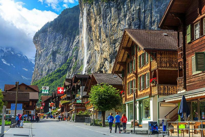 روستاهای سوئیس