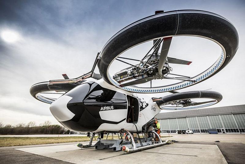 هواپیمای City AirBus