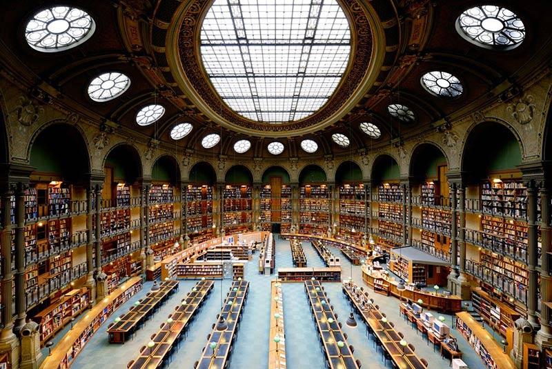 کتابخانه ملی فرانسه