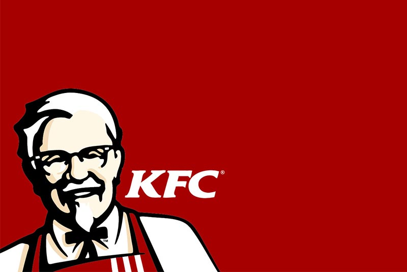 مرغ سوخاری کنتاکی - KFC