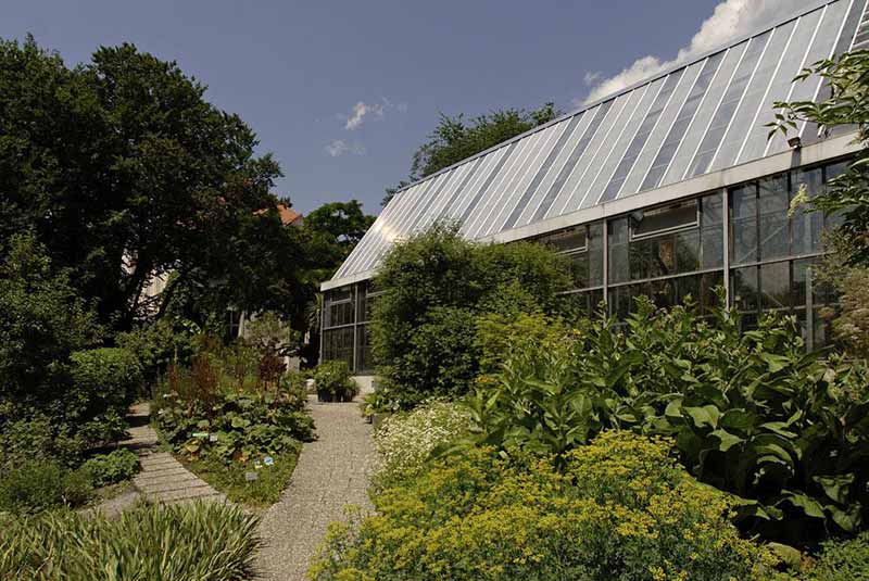 باغ های گیاه شناسی اینسبروک