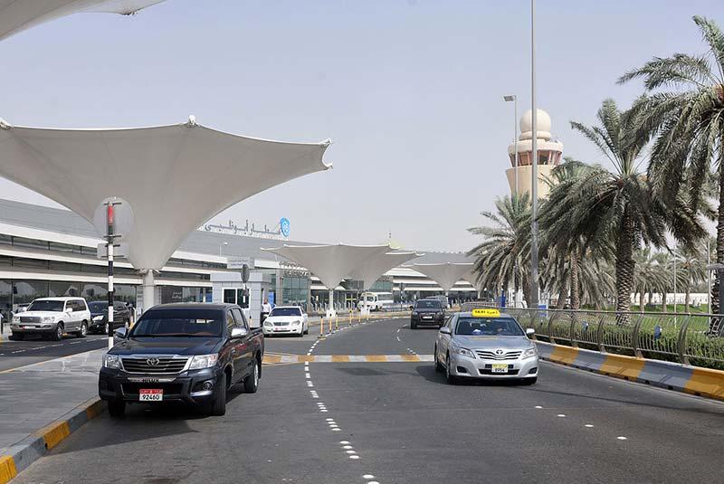 فرودگاه ابوظبی