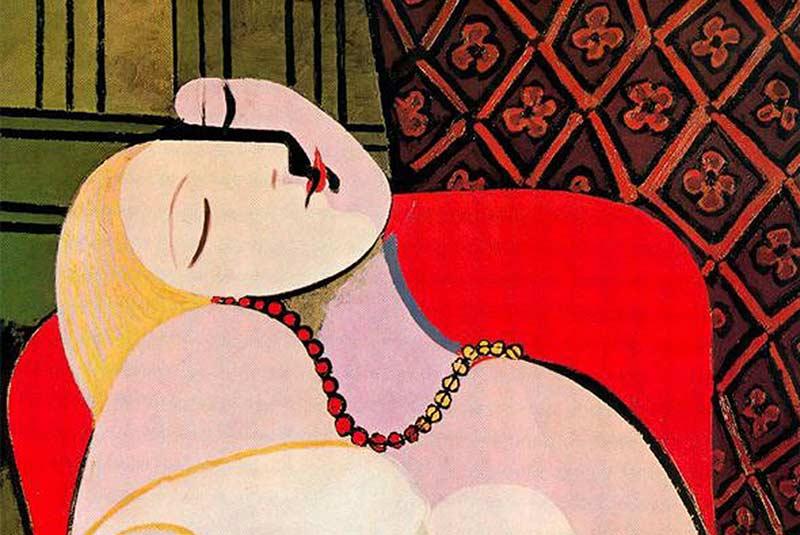 رویا - نقاشی پیکاسو