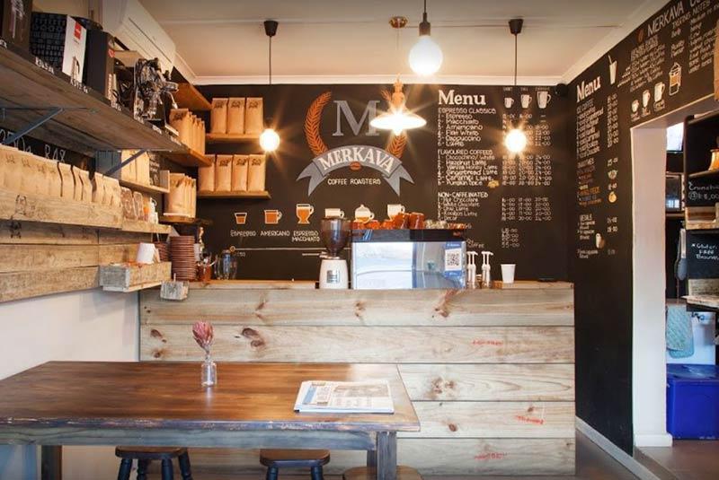 کافه رد رایدینگ هود در استلنبوش