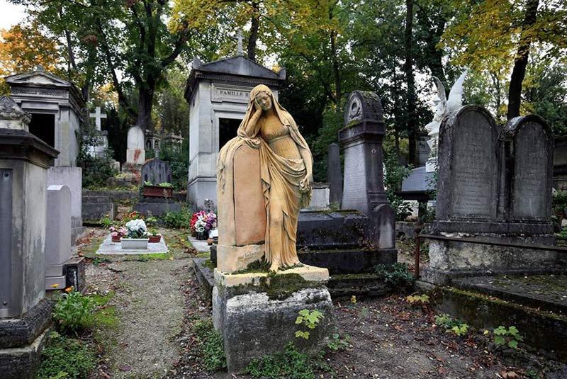 مشهورترین قبرستان های دنیا