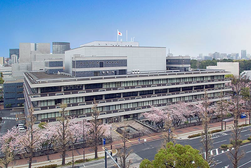 کتابخانه ملی ژاپن