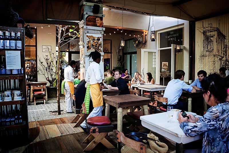 کافه اود بنک در استلنبوش