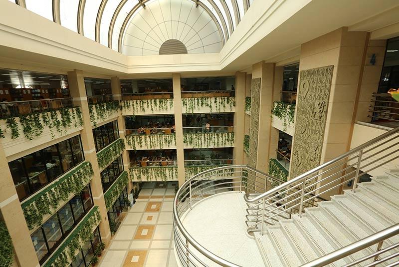 کتابخانه شانگهای