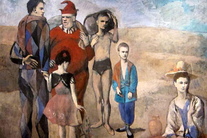 خانواده سلتمبانک - پیکاسو