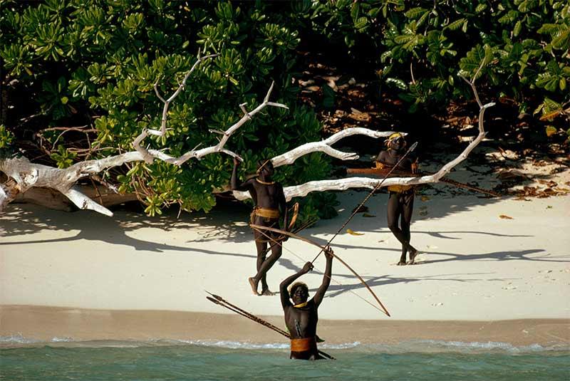 جزیره سنتینل شمالی - هند