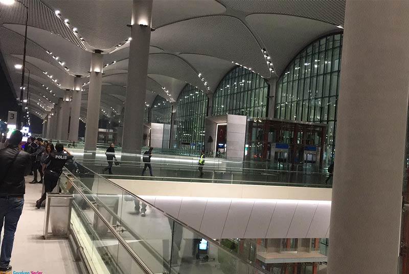 امکانات فرودگاه جدید استانبول