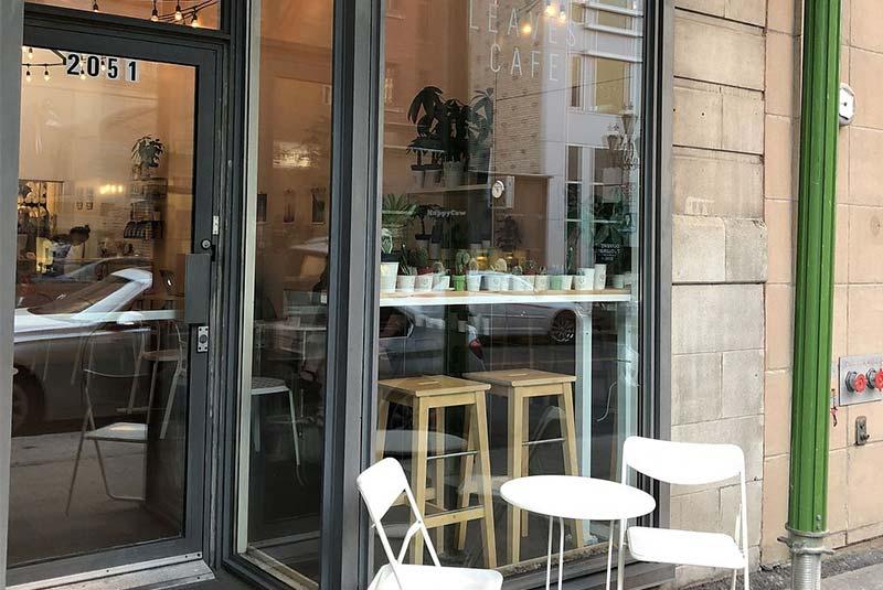 کافه لیوز - مونترال