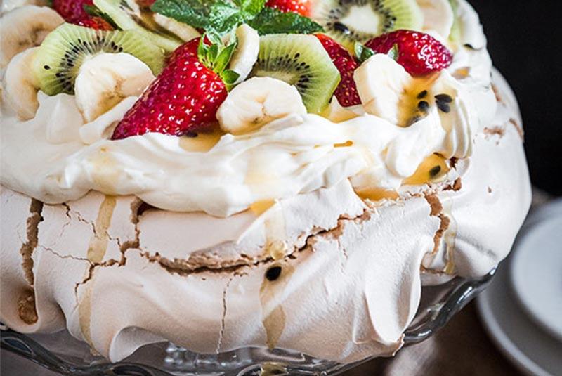 کیک پاولووا
