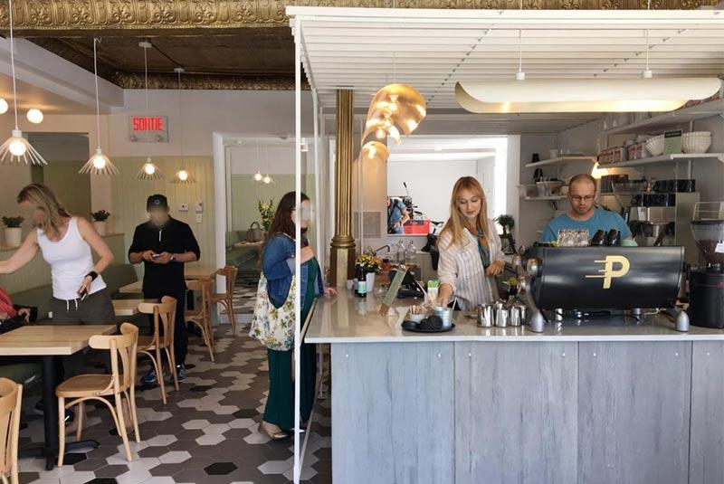 کافه پیستا - مونترال