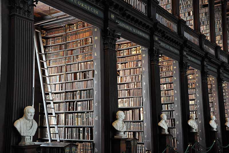 بزرگترین کتابخانه دنیا